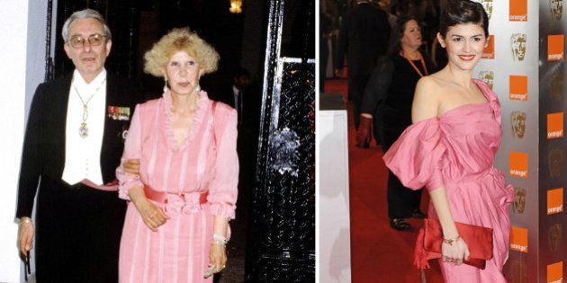 No te creas tan moderna: la duquesa de Alba ya lo llevó antes