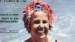 Cayetana de Alba, una mujer de portada