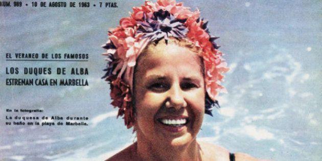 Cayetana de Alba: sus portadas en las revistas