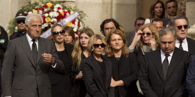 Muerte duquesa de Alba: lágrimas por Cayetana