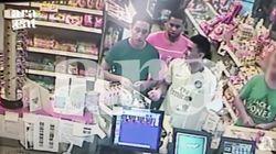 Vídeo: risas y compras de los terroristas antes de atentar en
