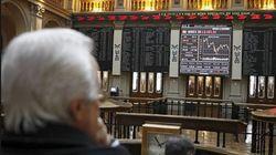 El Ibex cae con fuerza por la incertidumbre política en España e