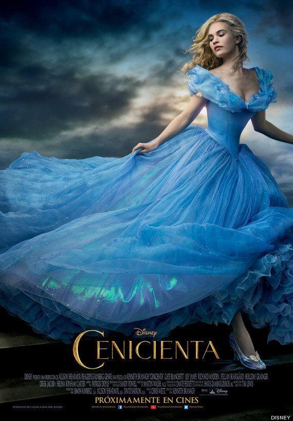 Tráiler de 'Cenicienta': compara la película 'Cinderella' con la clásica de dibujos animados de