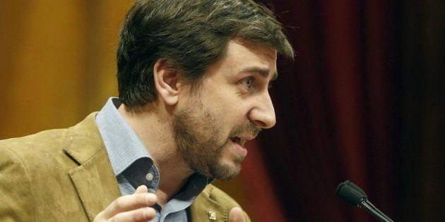 Toni Comín renuncia a delegar su voto en los plenos del