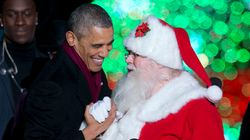 Ya puedes poner el árbol, los Obama ya lo han hecho