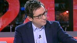Aluvión de críticas al director del Canal 24 horas por su entrevista a Iglesias