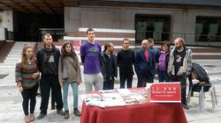 Los repobladores de Fraguas presentan más de 73.000 firmas de apoyo su