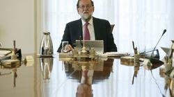 Mariano Rajoy y cinco de sus ministros comparecerán en el Congreso antes del 1 de