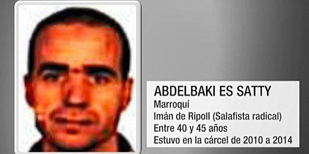 Abdelbaki es Satty, el imán de Ripoll que lideraba la célula