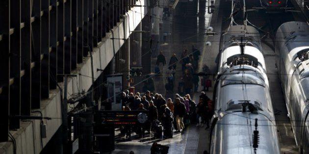 Luis Hacha, actor que iba en el tren desalojado en Atocha: