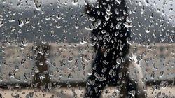 Un frente dejará a partir del sábado lluvias, granizo y una bajada drástica de