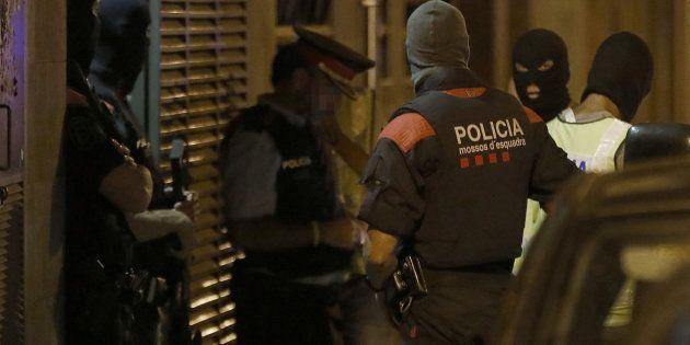 El juez Andreu delimita el papel de Mossos, Guardia Civil y Policía Nacional en la investigación de los