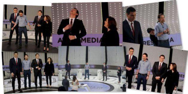 Debate electoral: ¿A quién cree cada uno que ha