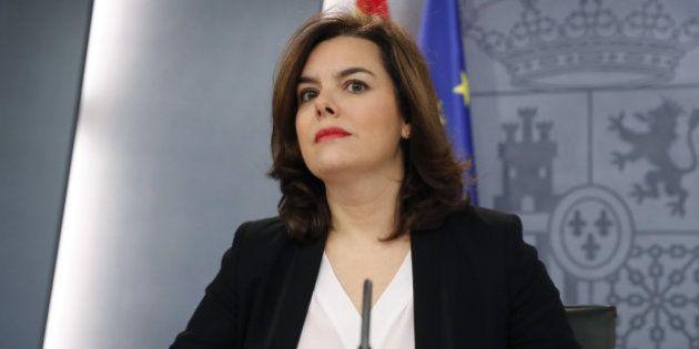 Santamaría niega la posibilidad de ser vicepresidenta de