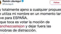 Y Jáuregui responde: