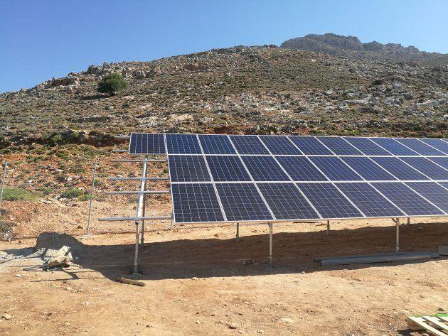 Esta isla griega será la primera en abastecerse únicamente con energías