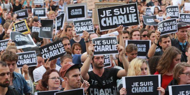 'Je suis Charlie': el mundo se concentra contra la barbarie
