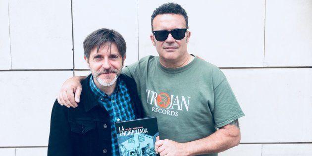 Paco Roca y José Manuel