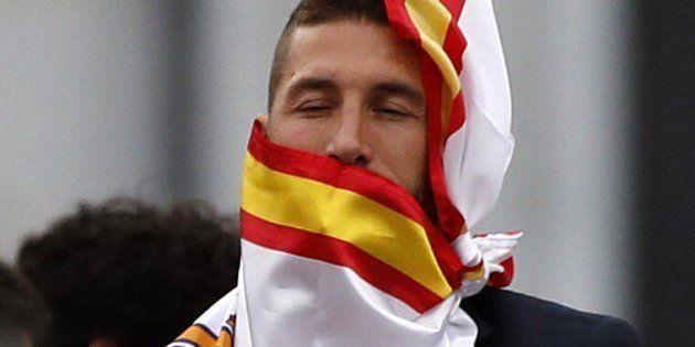La canción de Sergio Ramos para el Mundial que no te vas a poder sacar de la
