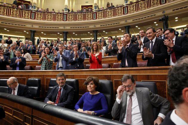 El PP teme que el PNV pueda apoyar la moción del