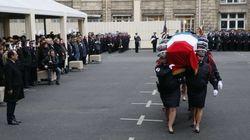 Los primeros funerales honran a los policías y judíos víctimas de los atentados en