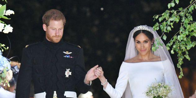 Los duques de Sussex devolverán sus regalos de boda valorados en 8 millones de