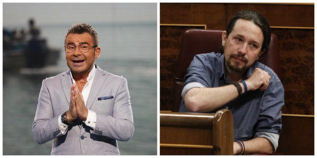 Jorge Javier Vázquez carga contra Pablo Iglesias e Irene Montero por la compra del