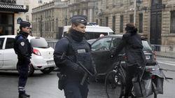 Operaciones antiterroristas en París y