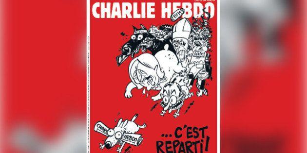 Nueva portada de 'Charlie Hebdo':