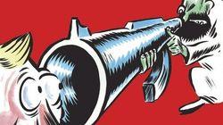 'Charlie Hebdo', fiel al humor negro en el segundo aniversario del