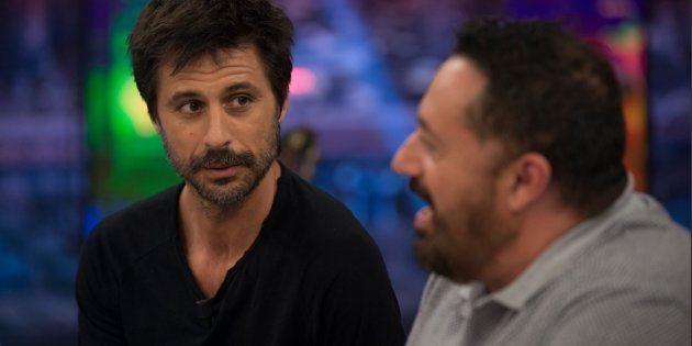 Hugo Silva desvela en 'El Hormiguero' su truco más rastrero para que le cogieran en un