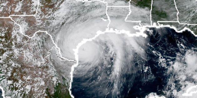 'Harvey', el huracán de categoría 3 que va a provocar