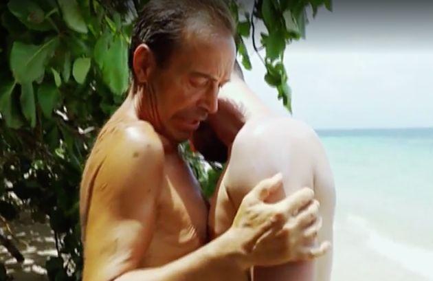 El 'topless' de Sofía Suescun y su juego de juntar pezones con Alejandro que suben la temperatura en