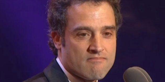 La simple pregunta del actor Daniel Guzmán sobre la Gürtel que se hace todo el
