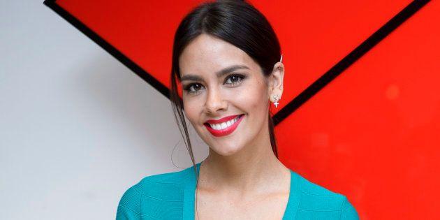 Cristina Pedroche durante la presentación del programa 'Tú sí que