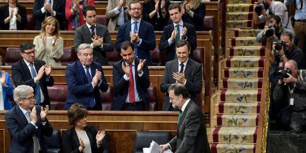 Rajoy ya se comporta como jefe de la