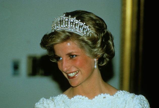 La princesa Diana de