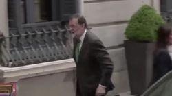 El rifirrafe de Ana Pastor en el Congreso a la llegada de Rajoy: