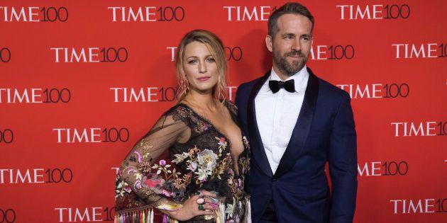 La felicitación viral de Ryan Reynolds a Blake Lively que está dejando a todos sin