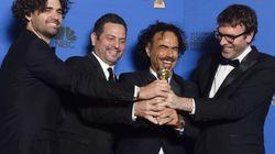 LISTA: los ganadores de los Globos de Oro