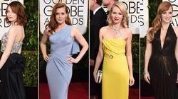 Globos de Oro 2015: todos los vestidos de la gala