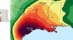 Texas se prepara para unas inundaciones
