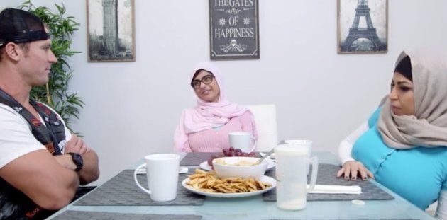 Mia Khalifa, la exestrella del porno a la que el ISIS amenaza con