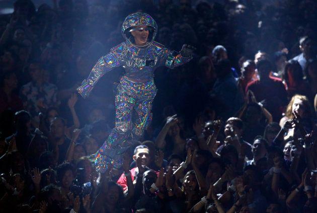 Katy Perry en los MTV VMA