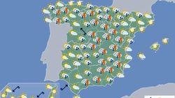 Se acerca el otoño: 24 provincias en alerta por tormentas muy