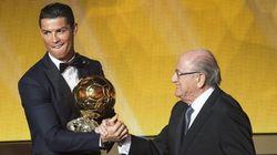 Todas las imágenes de la Gala Balón de Oro 2014