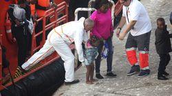 Más de 80 inmigrantes son rescatados en las últimas horas en tres