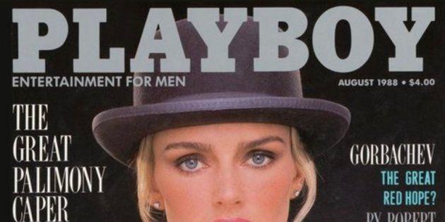 El director de Playboy se arrepiente de haber llevado a Donald Trump a su