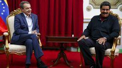 Zapatero rechaza sanciones económicas o una intervención militar en