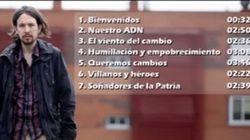 Alucina con el discurso de Pablo Iglesias a ritmo de rap